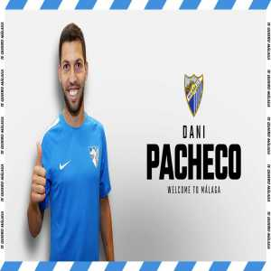 Getafe's Dani Pacheco joins Malaga CF on a free transfer