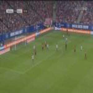Hamburg 1-[3] Bayern - Thomas Muller 73'