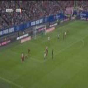 Hamburg 1-[4] Bayern - Thomas Muller 86'
