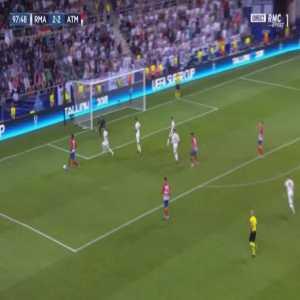 Real Madrid 2-[3] Atlético Madrid - Saul Niguez 98'
