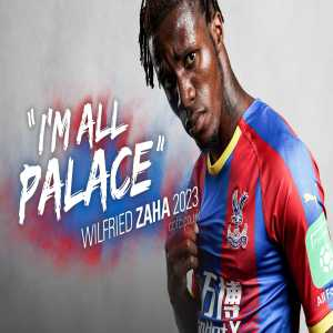 Wilf Zaha signs new Crystal Palace contract running until 2023