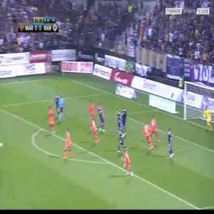 Allan McGregor (Rangers) penalty save against Maribor 90'+1'