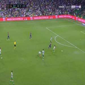 Betis 0-2 Levante - Jose Morales 54'