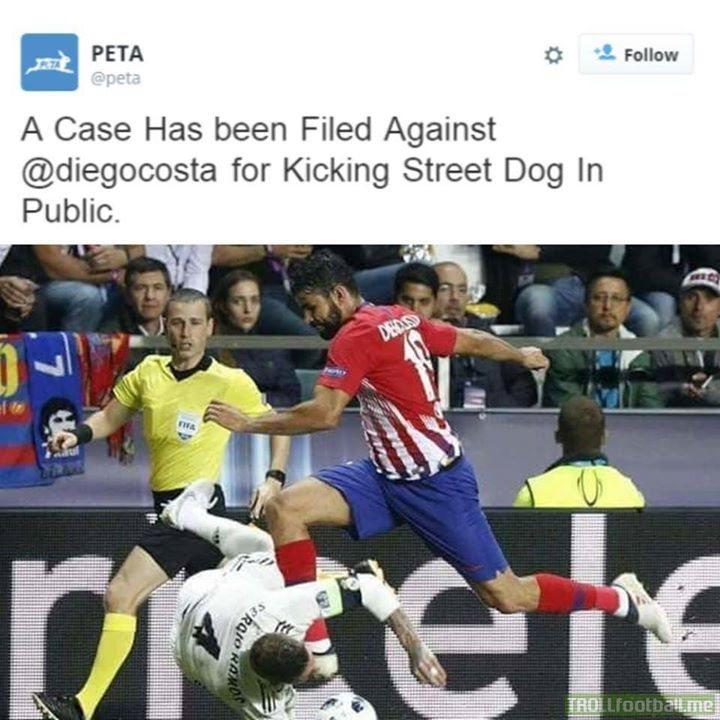 Brutal by PETA 😂