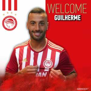 Olympiacos signs Guilherme from Deportivo La Corunia