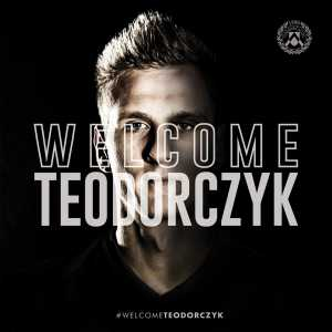 Udinese sign Lukasz Teodorczyk from Anderlecht