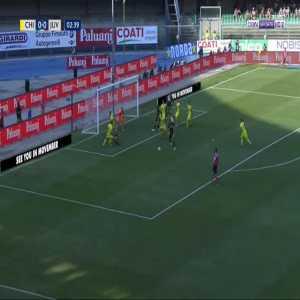 Chievo 0-1 Juventus - Sami Khedira 3'