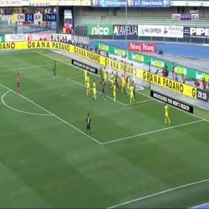 Chievo 2-[2] Juventus - Mattia Bani OG 75'