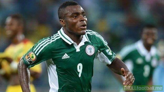 Emanuel Emenike, a Nigerian player, divorced his wife who was Miss Nigeria 2017 to marry Miss Nigeria 2018.