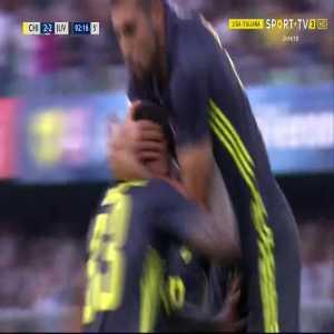 F. Bernardeschi goal (Chievo 2-[3] Juventus) 92'