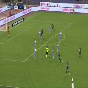 Lazio 1-[1] Napoli - Arkadiusz Milik 45'+2'