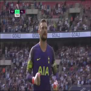 Tottenham [2]-1 Fulham: Trippier FK