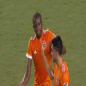 Houston Dynamo 1-0 Real Salt Lake - Boniek García 36'