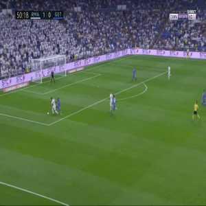 Real Madrid 2-0 Getafe - Gareth Bale 51'