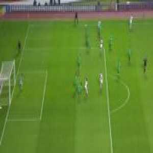 Shaylon (Sao Paulo) goal vs. Chapecoense (Sao Paulo [1]-0 Chapecoense) - Brasileirao