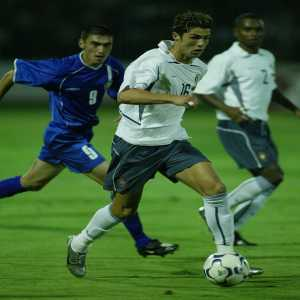 On this day today Cristiano Ronaldo made his debut for the senior Portugal Football Team in 2003. Since then he has scored 85 Goals and has assisted 28 Times in 154 Caps. He is the highest scoring European in the history of International Football.