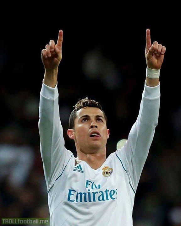 UEFA Men's Player Of The Year:  10/11 - Ronaldo, Messi, Xavi 11/12 - Ronaldo, Messi, Iniesta 12/13 - Ronaldo, Messi, Ribery 13/14 - Ronaldo, Robben, Neuer 14/15 - Ronaldo, Messi, Suarez 15/16 - Ronaldo, Bale, Grizmann 16/17 - Ronaldo, Messi, Buffon 17/18 - Ronaldo, Modric, Salah  One constant 👑