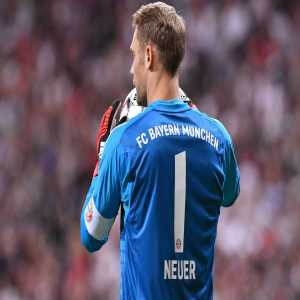 It has been 342 days since Manuel Neuers last Bundesliga game