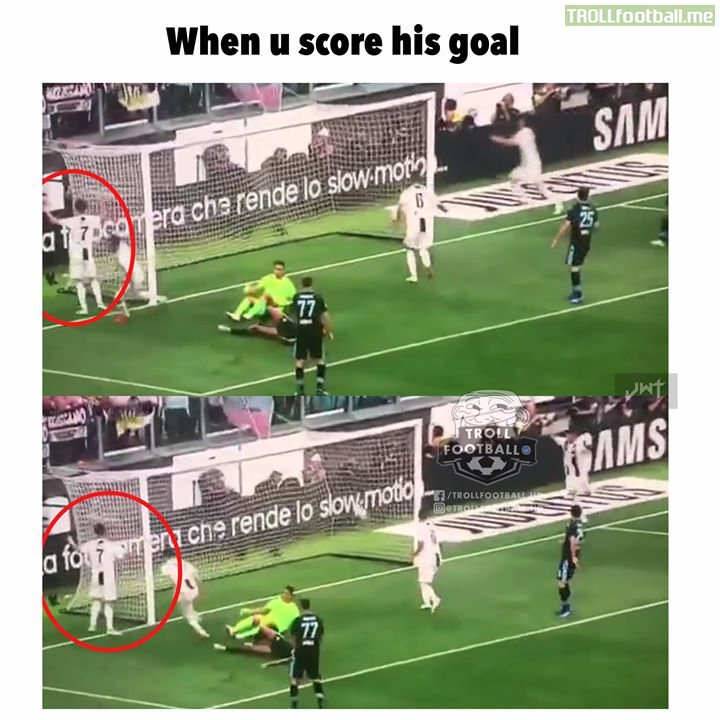 Ronaldo xD   JwT   Troll Football