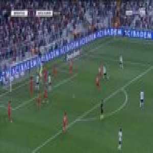Besiktas [2]-3 Antalyaspor - Pepe 56'