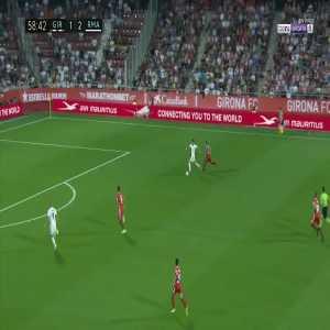 Gareth Bale (Real Madrid) goal vs. Girona (1-[3])
