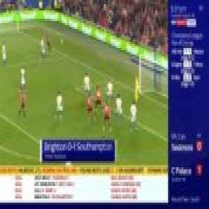 Brighton 0-1 Southampton - Charlie Austin 88'