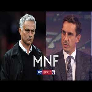 [MNF] Gary Neville analyses Manchester United's 3-0 home defeat to Tottenham and believes that despite the club's form, Ed Woodward should let Jose Mourinho stay until the end of his contract.