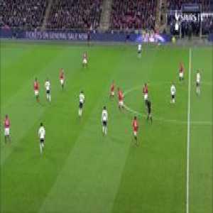 ⛸️ 💫 Mousa Dembele, gliding through midfields in a Spurs shirt since 2012  (📹 Tottenham Hotspur)