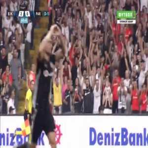 Besiktas 3-0 Partizan [4-1 on agg.] - Pepe 69'