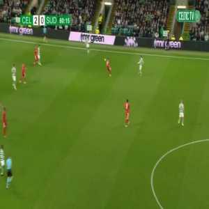 Celtic 3-0 Suduva [4-1 on agg.] - Kristoffer Ajer 61'
