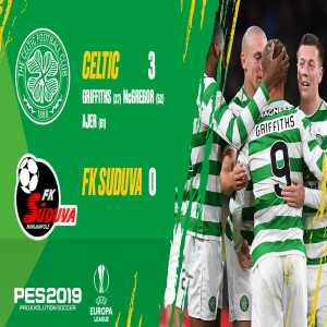 Celtic qualify for the 2018-19 Europa League group stage