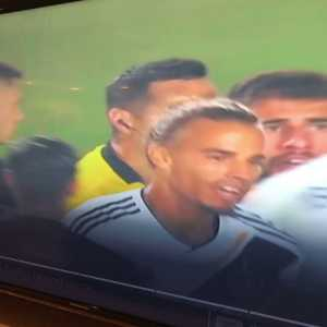 Ibrahimovic finned for slapping Lee Nguyen