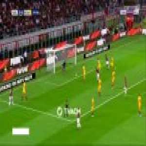 AC Milan 1-0 Roma - Franck Kessie