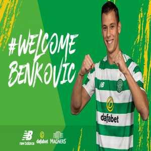 Benkovic Joins Celtic On Loan
