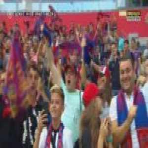 CSKA Moscow 4-0 Ural - Kristijan Bistrovic 89'