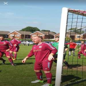 Paul Scholes played for Royston Town against Stockport Georgians in the 11th tier of English football today