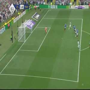 O. Ntcham goal (Celtic [1]-0 Rangers) 61'