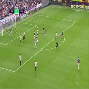 R. Lukaku goal (Burnley 0-[2] Man Utd) 44'