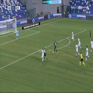 Sassuolo [1]-1 Genoa - Kevin-Prince Boateng 34'