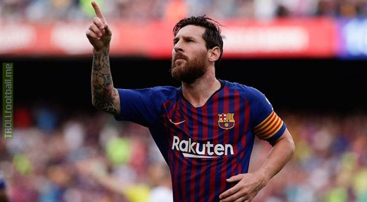 "Most goals in Europe 🥇 Messi 🥈 Salah 🥉 Kane  Most big chances created in Europe 🥇 Messi 🥈 Payet 🥉 Insigne  Most dribbles in Europe 🥇 Messi 🥈 Hazard 🥉 Neymar  Most MOTM in Europe 🥇 Messi 🥈 Thauvin 🥉 Fekir/Neymar  FIFA's ""The Best"" nominees: Modric, Salah, Cristiano..."