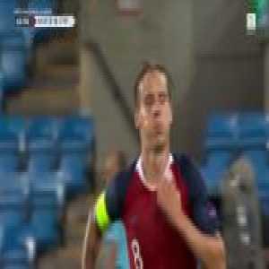 Norway 2-0 Cyprus: Stefan Johansen