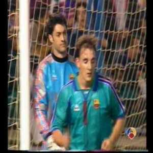 This bit of skill by Pineda on De la Peña is thought by many to be La Liga's greatest ever dribble. CF Extremadura - FC Barcelona (1996/1997)
