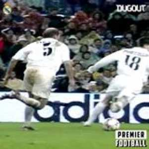 Zinedine Zidane was an absolute joke 🔥  Dugout