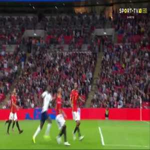 Danny Welbeck disallowed goal vs Spain