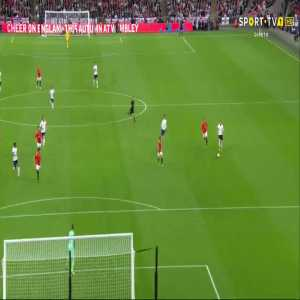 M. Rashford goal (England [1]-0 Spain) 10'