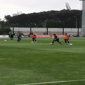 Pepe Outrageous Skill In Training