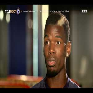 """Pogba: """"I'm under contract with Man DFU. There were little things with the coach. The relationship is always the same. We have goals. We want to win a lot. As long as I'm not seen with the Barcelona jersey, I'm in Manchester. """""""