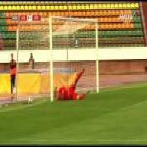 Belarus U21 0-1 Croatia U21 - Marin Jakoliš 16'