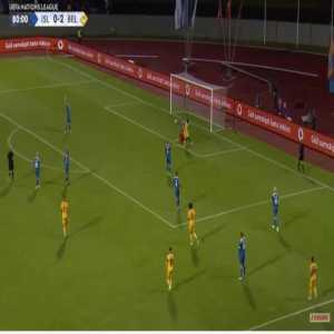 Iceland 0-3 Belgium - Romelu Lukaku 81'