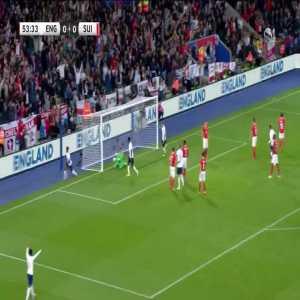 M. Rashford goal (England [1]-0 Switzerland) 54'